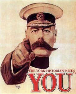 The York Historian Needs You!