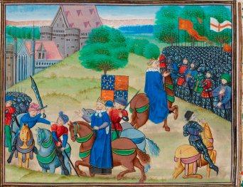 Peasants Revolt Wat Tyler