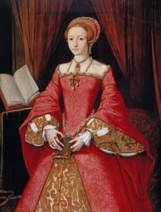 Elizabeth aged 13