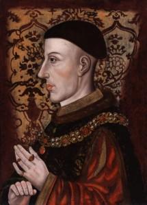 Henry V Painting