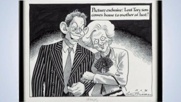 Thatcher satire