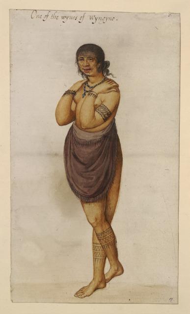 Powhatan women