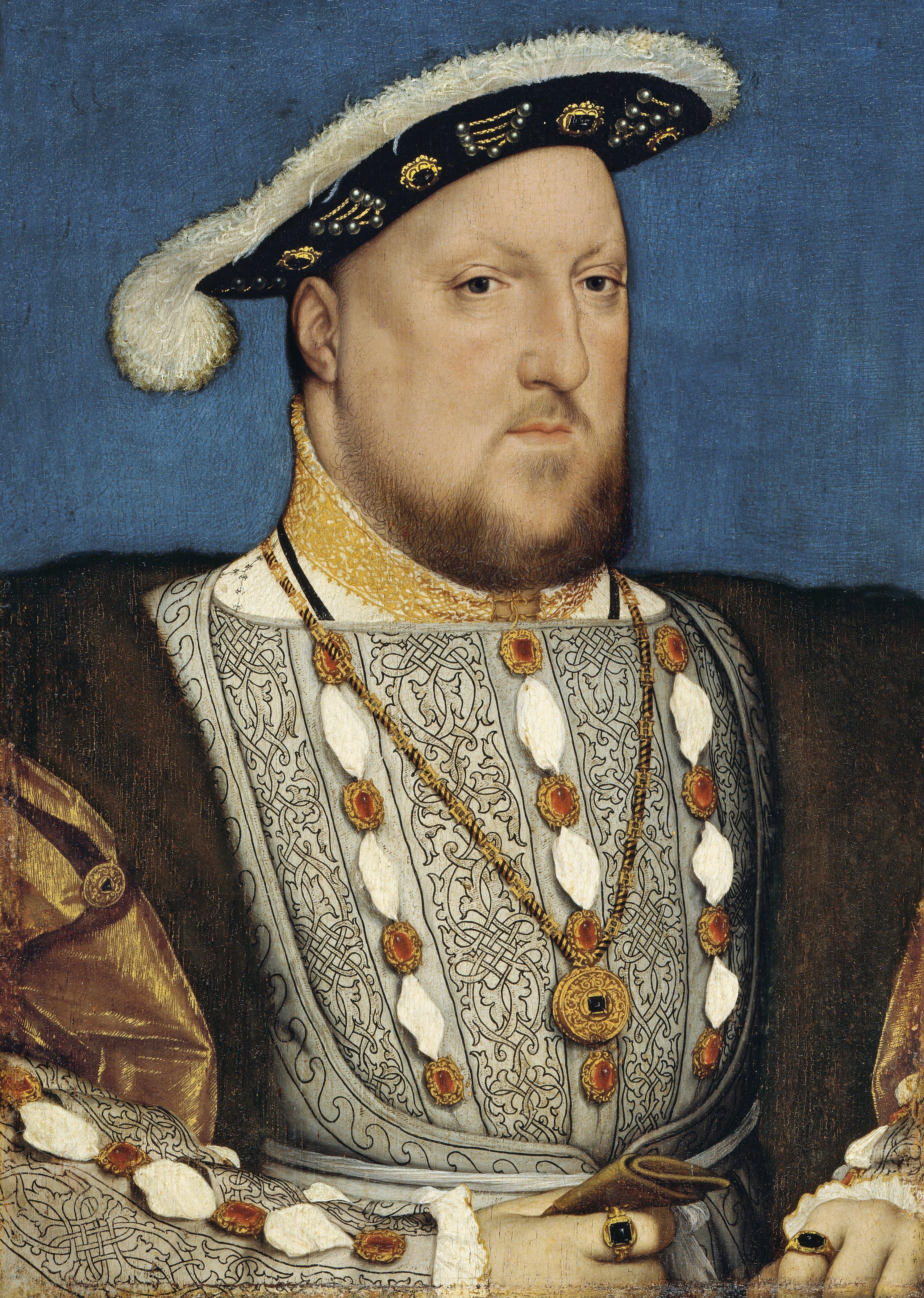 Henry fitzroy son of henry viii