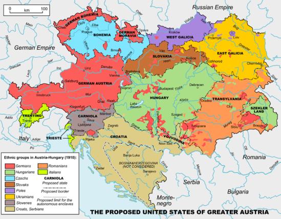 greater austria